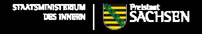 logo Staatministerium des Innern Fraistaat Sachsen